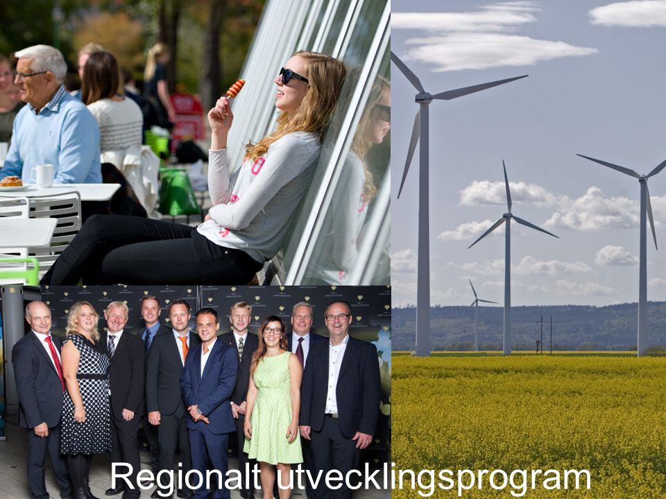 Landstinget i Östergötland Regionalt utvecklingsprogram