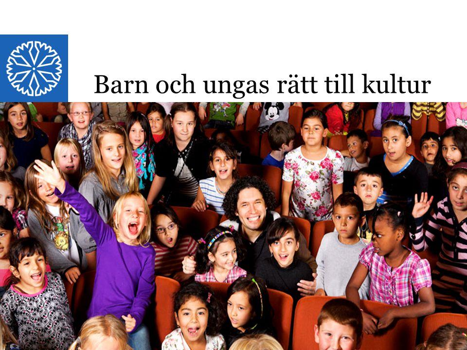 Landstinget i Östergötland Barn och ungas rätt till kultur