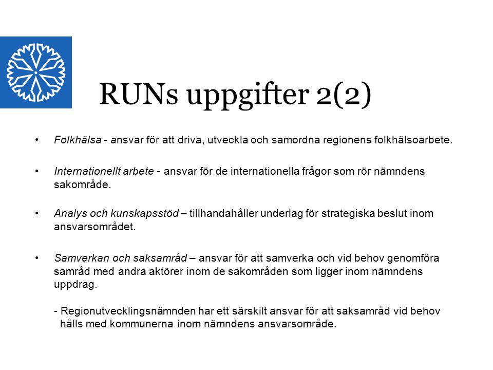 Landstinget i Östergötland Folkhälsa - ansvar för att driva, utveckla och samordna regionens folkhälsoarbete.