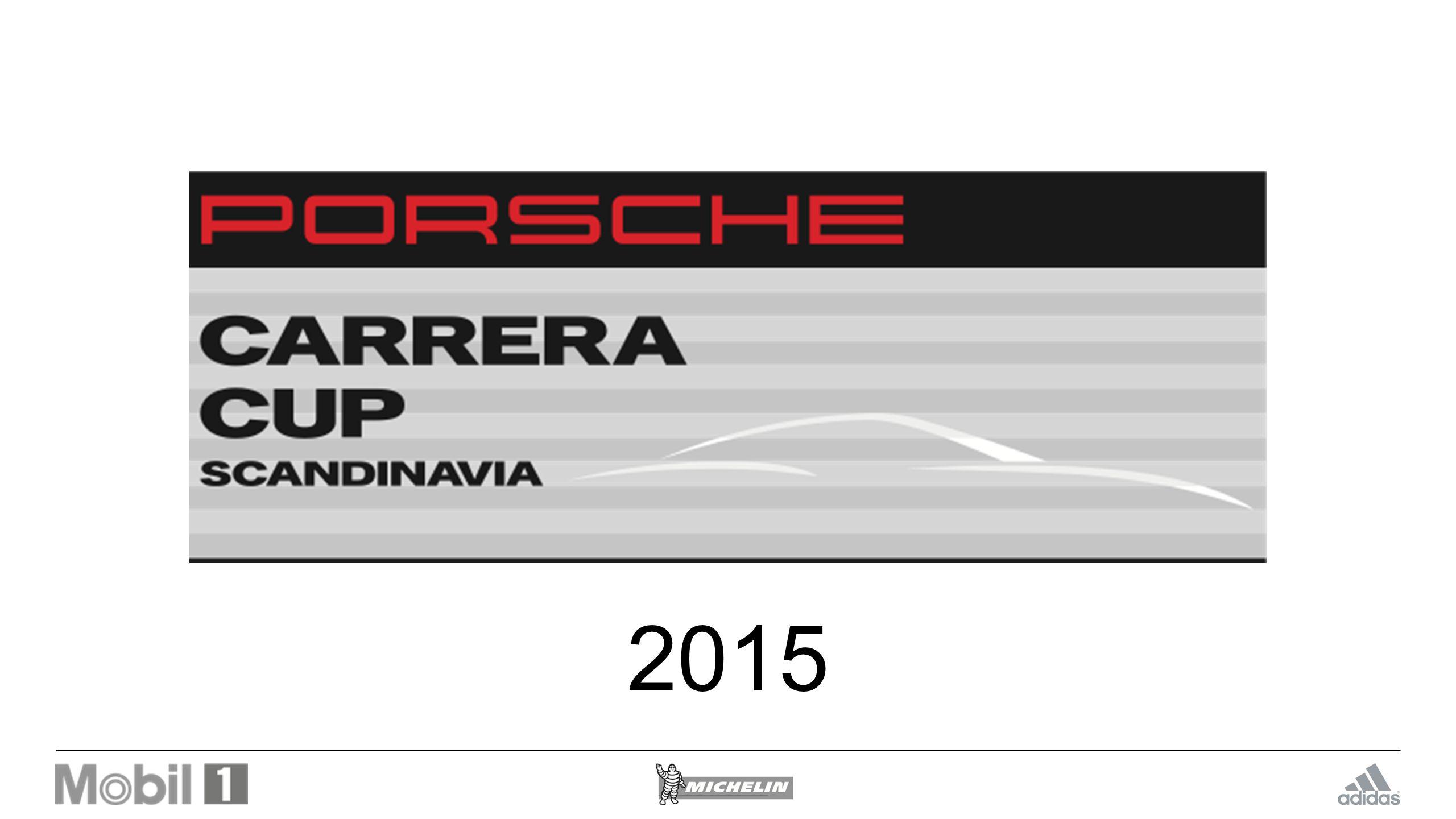 Startavgifter PCCS98.000 kr + 6 % moms Porsche Approved Cup (997) 75.000 kr + 6 % moms