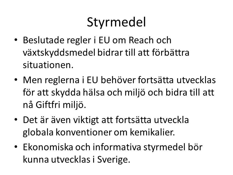 www.kemi.se 6 och 7.Sanering av förorenade områden 1.