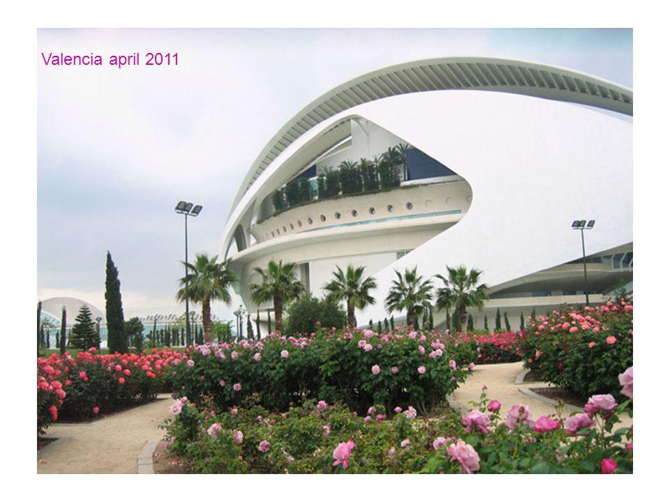 Valencia april 2011