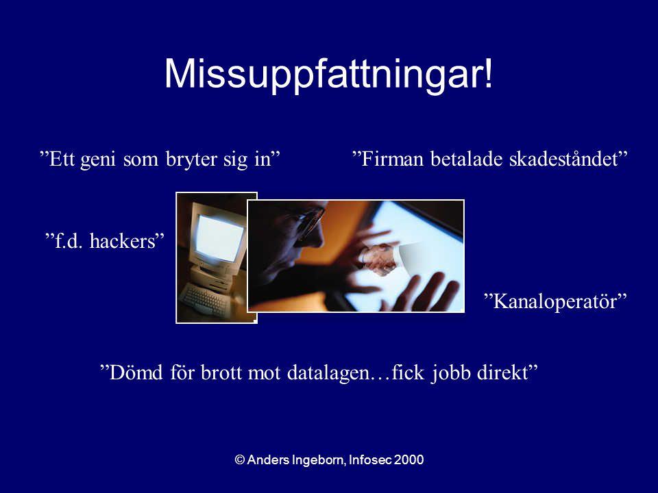 Missuppfattningar. f.d.