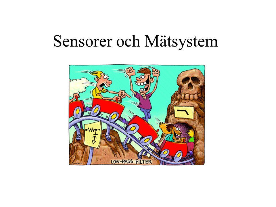 Sensorer och Mätsystem