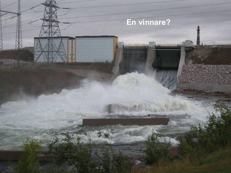 2015-03-21 Vattenkraften i ett klimatförändringsperspektiv En vinnare?