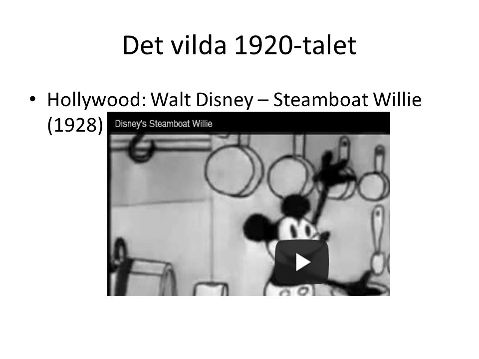 Det vilda 1920-talet Jazzmusik och underhållning: Louis Armstrong