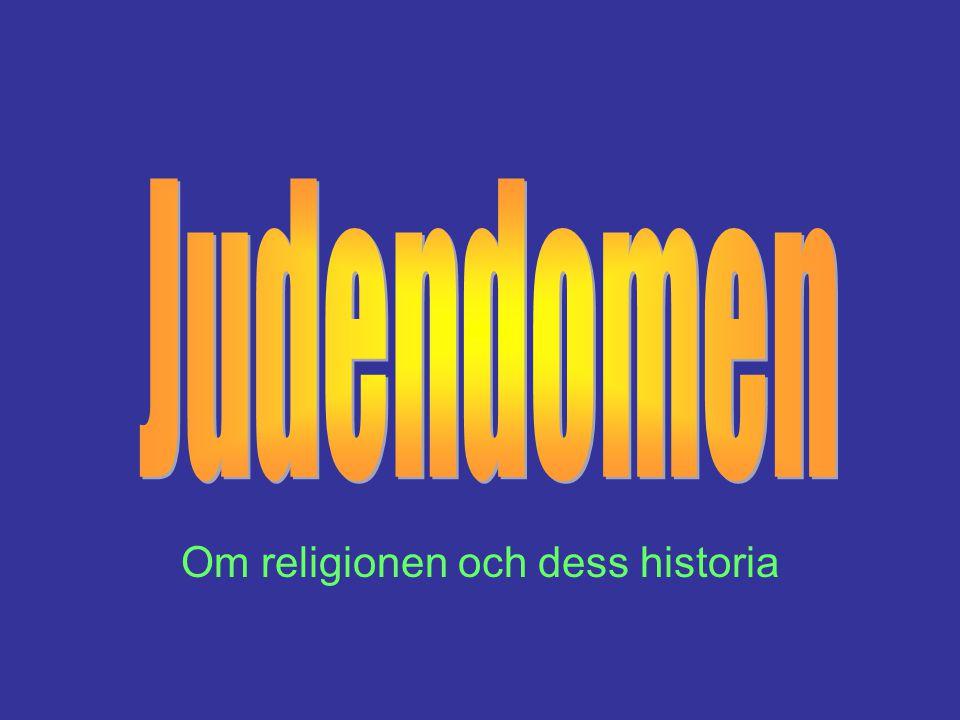 Om religionen och dess historia