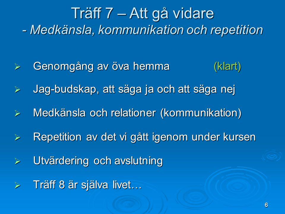 47 Tillsammans - om medkänsla och bekräftelse Författare: Anna Kåver och Åsa Nilsonne Förlag: Natur och kultur Ca 120 sidor