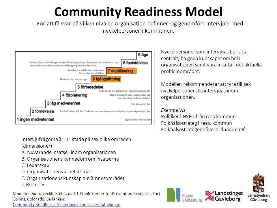 Förslag på fokusområden för perioden 2013 - 2014: - två alternativ Alt.