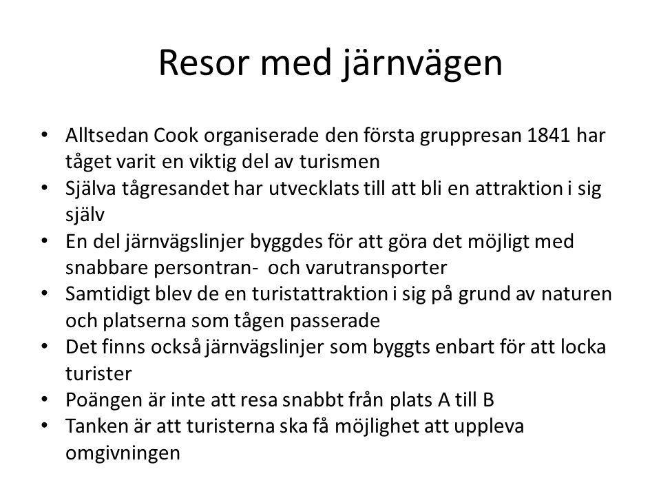 Inlandsbanan i Sverige