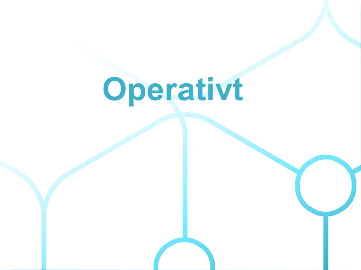 Operativt