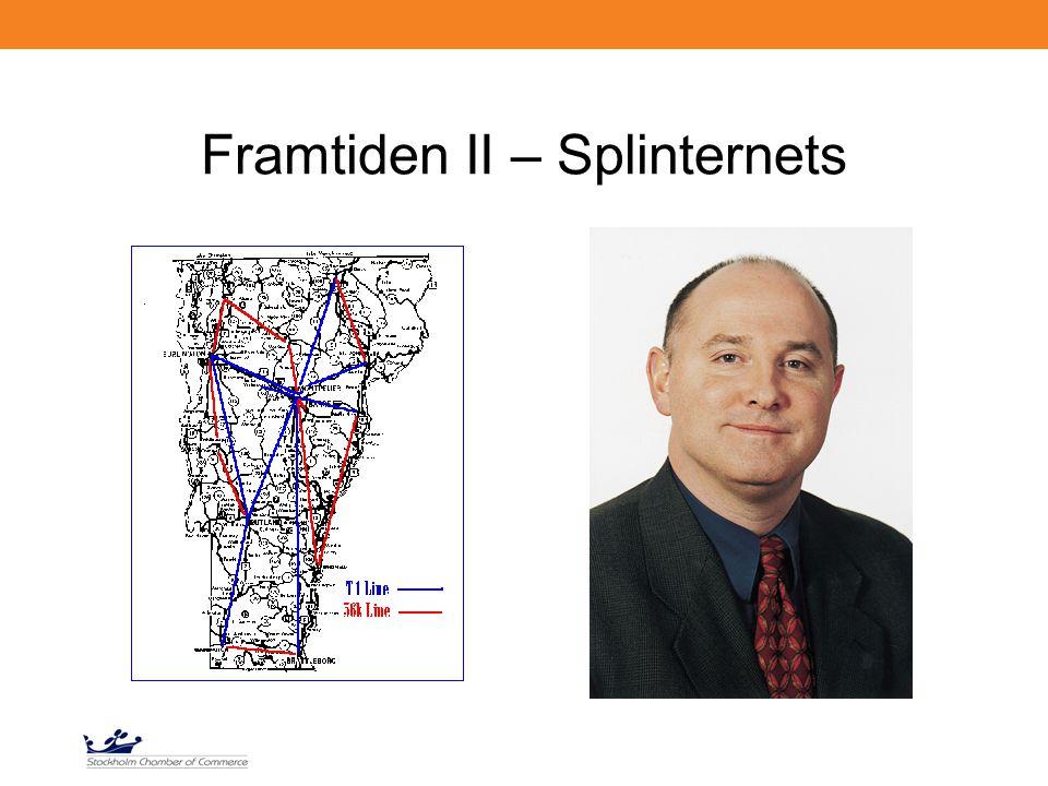 Framtiden II – Splinternets