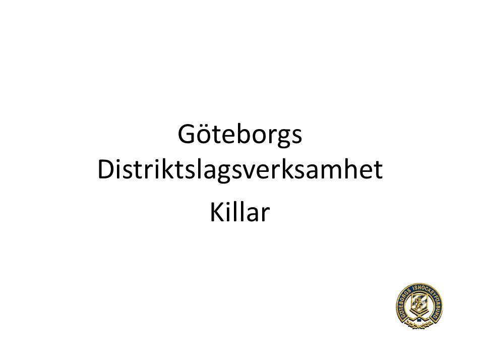 Göteborgs Distriktslagsverksamhet Killar
