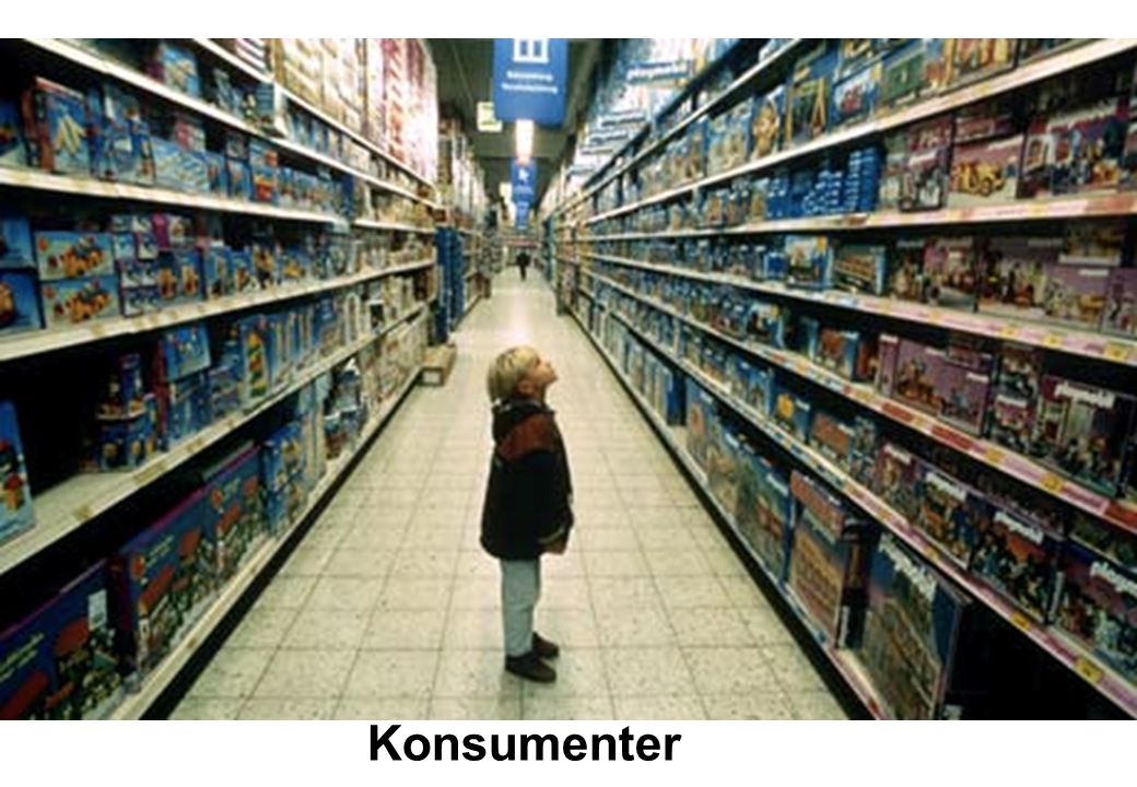 Konsumenter