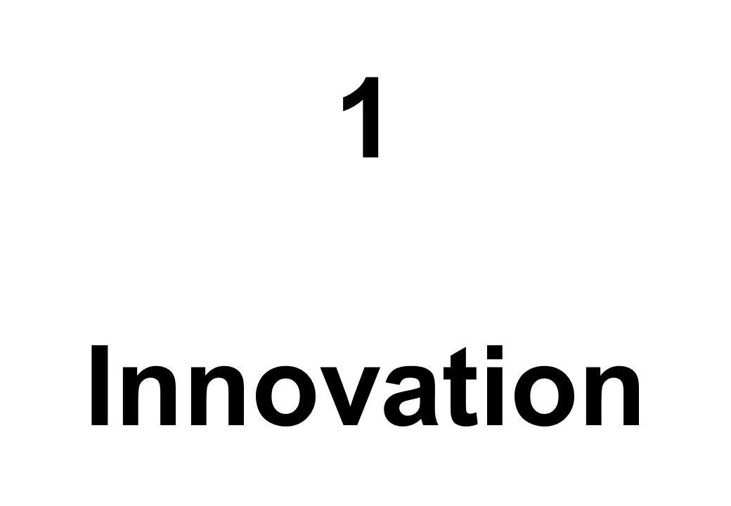 1 Innovation