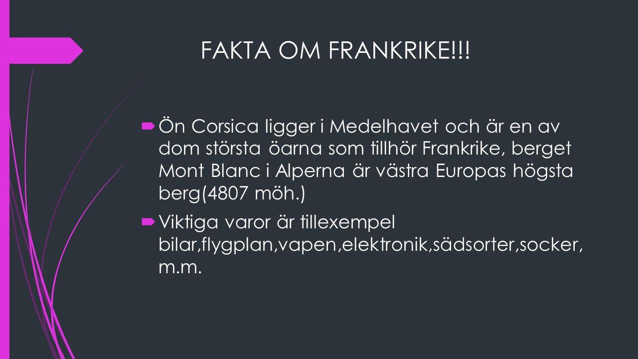 FLODER OCH STÄDER!!.
