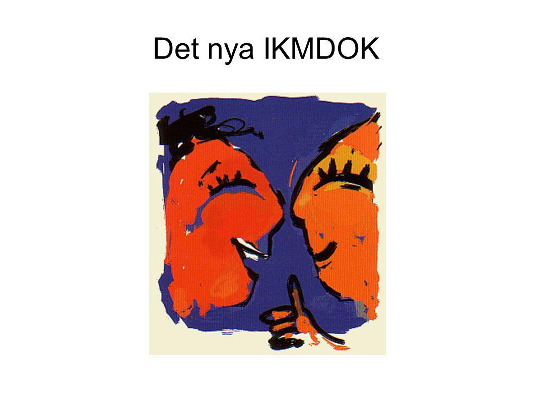 IKMDOK En styrgrupp har bildats i dag för forskningsdatabasen på Linnéuniversitet/IKM.