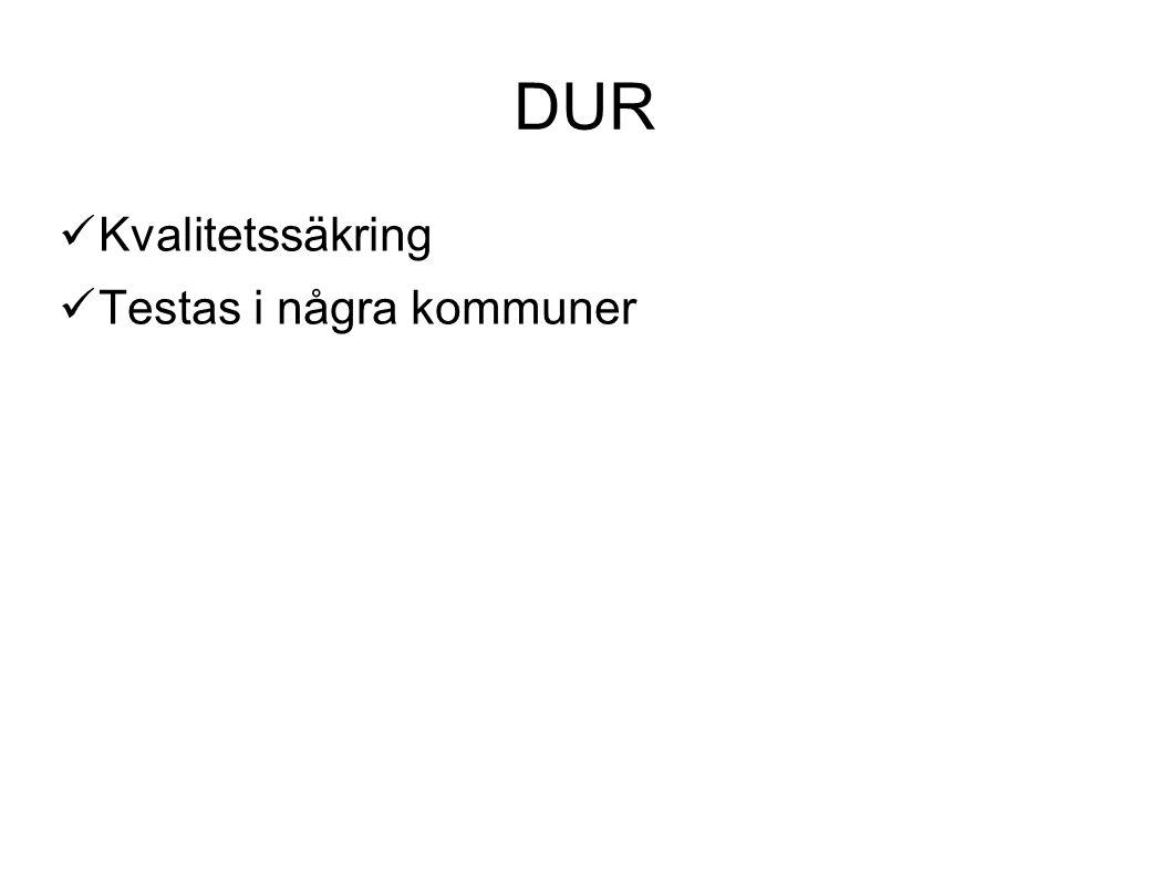 SBR Svenskt beroenderegister Består av hela KIM-formuläret plus några diagnoser IKMDOK samarbetar med Peter Wennberg och Sven-Eric Alborn som är registeransvariga för SBR