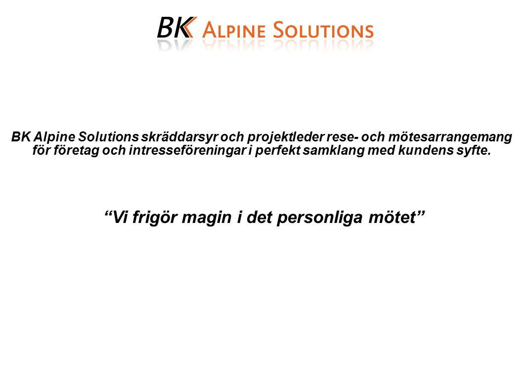 Vårt framgångskoncept Flexibilitet & service Noggrant & proffsigt Kvalitativt kontaktnät Erfarenhet & Kompetens Rappt & effektivt Kostnadseffektivt Påhittiga & finurliga Pålitliga Välbalanserat Våra projektkoordinatorer DLX (Det Lilla X-tra)