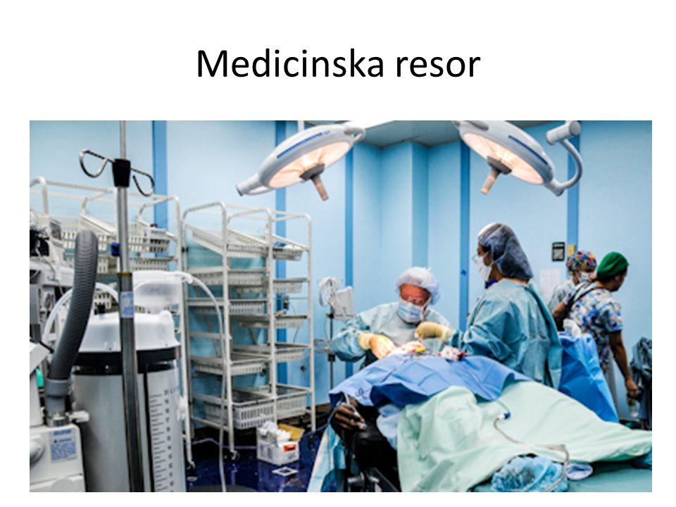 Medicinska resor