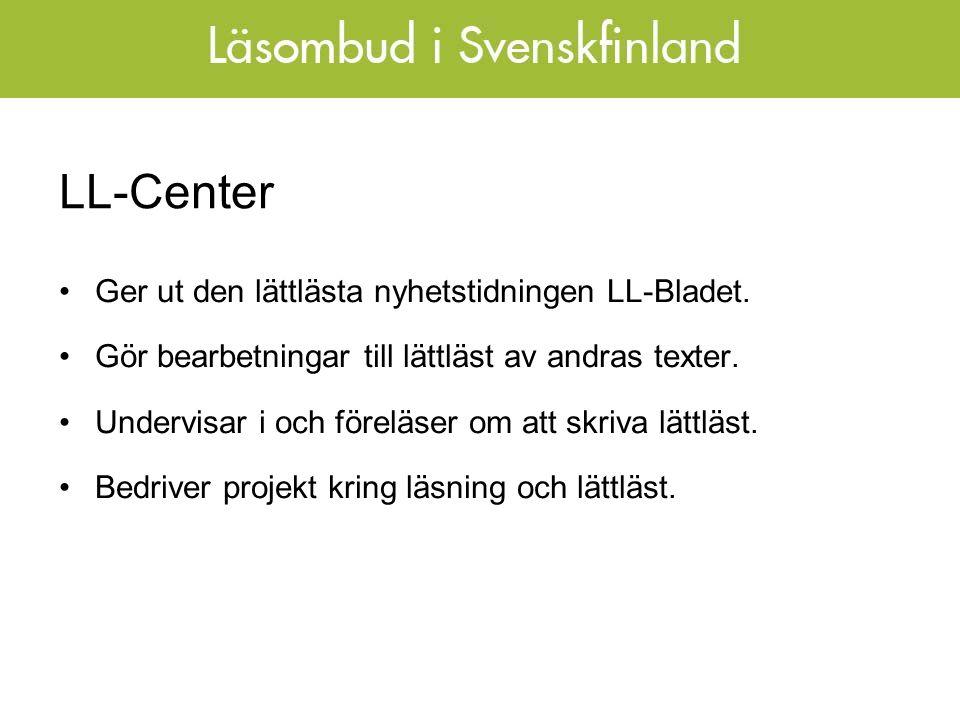 Vad är ett läsombud.Termen läsombud kommer från Sverige, där man har utbildat läsombud i 20 år.