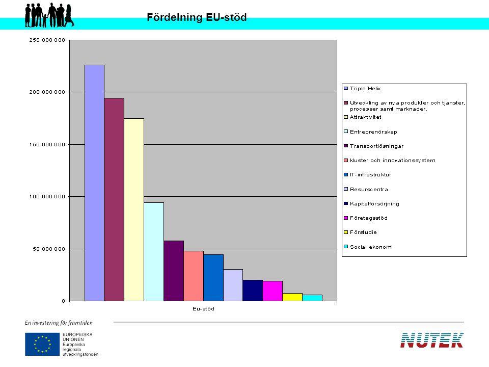 Exempel på två ansökningar till Mellersta Norrland 2007-2013 Typiska ansökningar från nyckelbranscher:  Skogs- och träindustri  Turistnäringen  Företagstjänster  IT-telekom  Miljöföretag