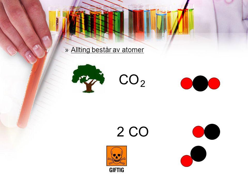 »Allting består av atomer H 2 SO4O4 234