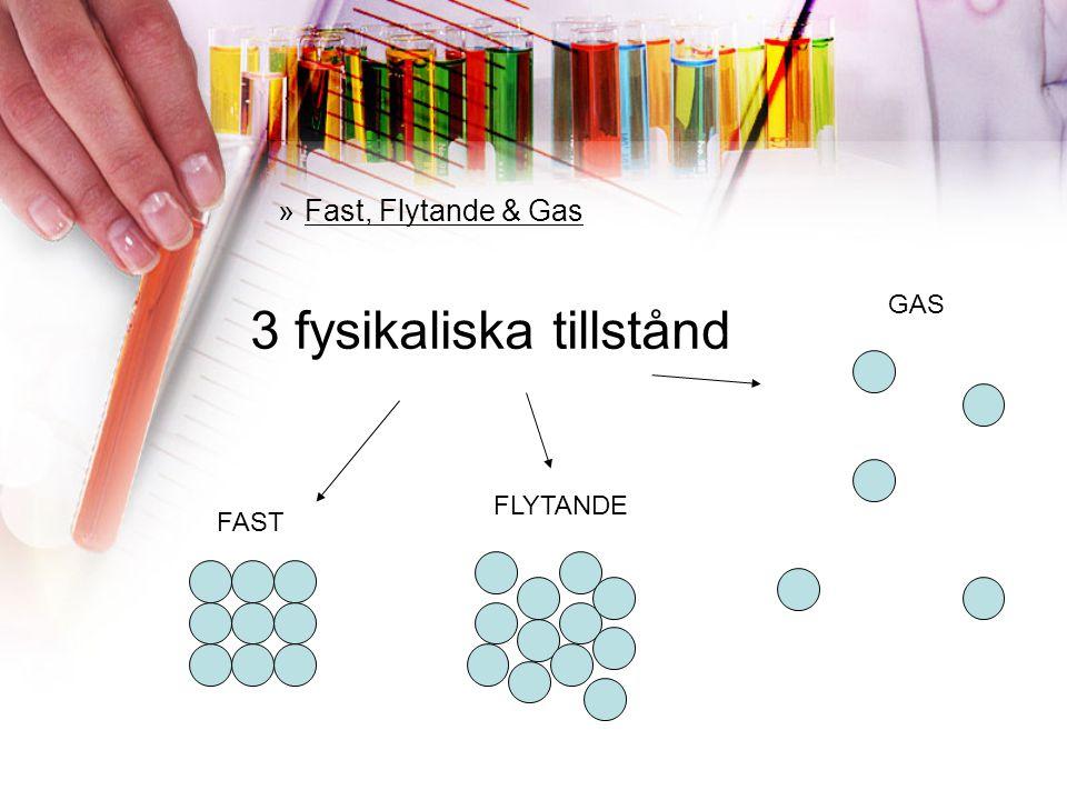 »Kemisk reaktion Nytt ämne bildas!! (knallgas  vatten) 2H 2 + 0 2  2H 2 O Samma antal atomer in som ut!