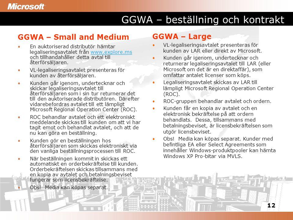 GGWA – Small and Medium En auktoriserad distributör hämtar legaliseringsavtalet från www.explore.ms och tillhandahåller detta avtal till återförsäljaren.