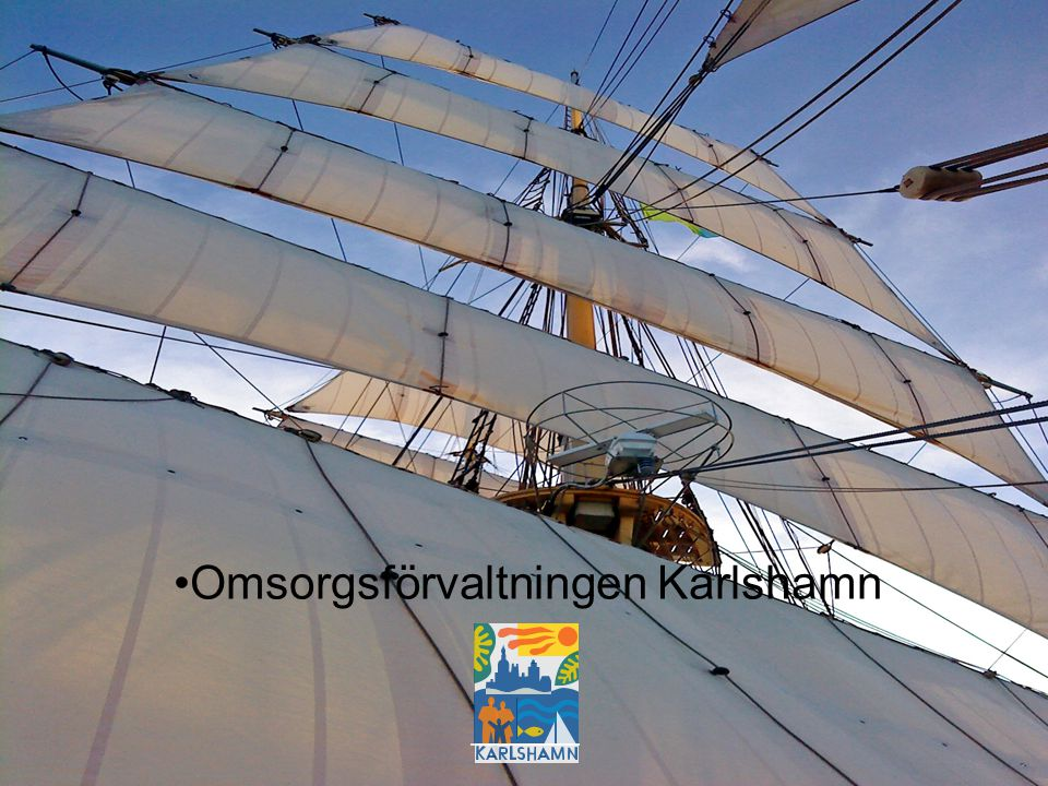 Omsorgsförvaltningen Karlshamn