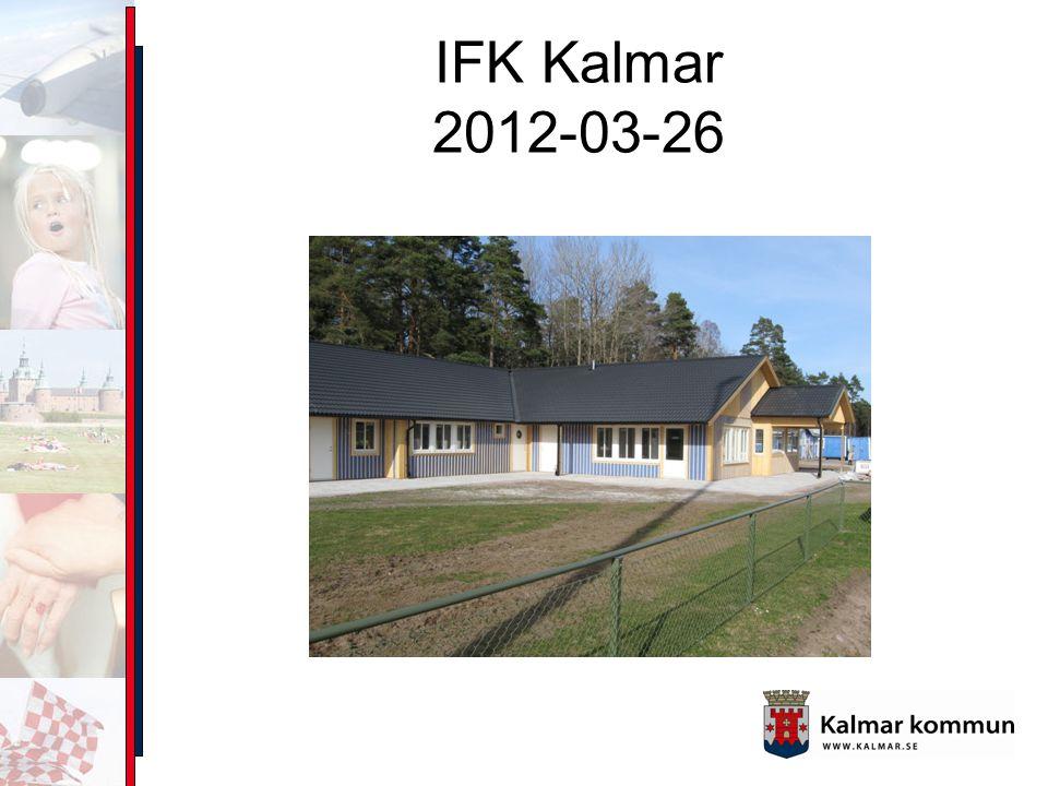IFK Kalmar 2012-03-26