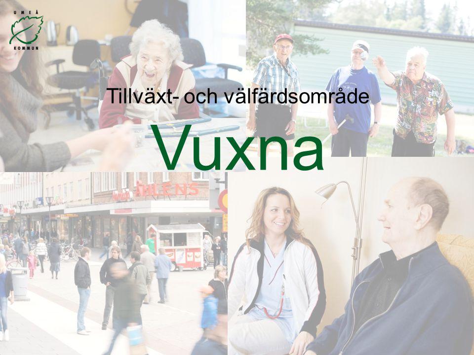 Tillväxt- och välfärdsområde Vuxna