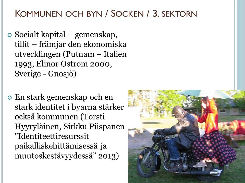 K OMMUNEN OCH BYN / S OCKEN / 3.