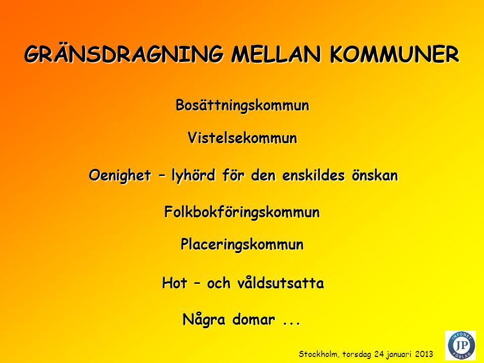 MISSBRUKARE Men kan vara nödvändigt delta i utredning för att bistånd ska kunna beviljas Inte krav på behandling eller på praktik, jobbsökaraktiviteter Inte använda biståndet till annat Frivillighet betonas - avslag anses inte vara någon motivationshöjare Stockholm, torsdag 24 januari 2013