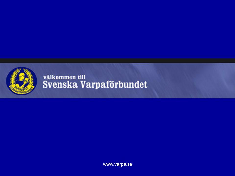 Svenska Varpaförbundet Presenterar Varpa