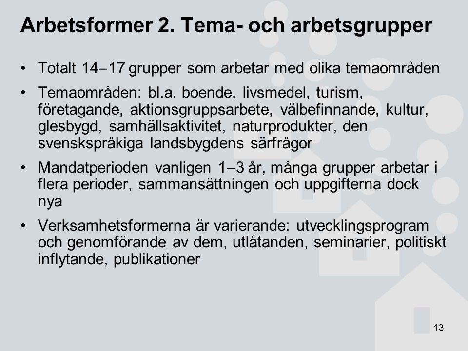 13 Arbetsformer 2.