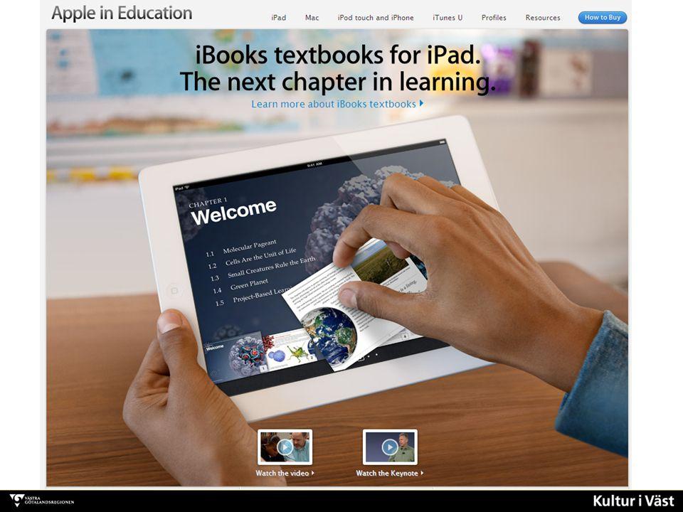 Hur produceras och sprids e-böcker?