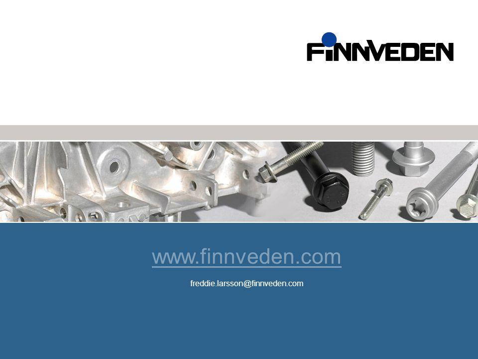 www.finnveden.com freddie.larsson@finnveden.com