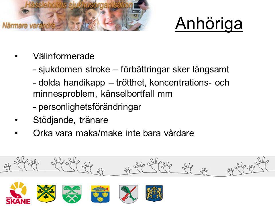 Information vid stroke INNEHÅLLSFÖRTECKNING 1.Syftet med pärmen 2.Vanliga frågor & svar om stroke 3.Vad händer på sjukhuset .