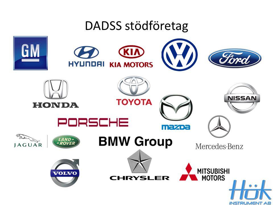 DADSS stödföretag 10