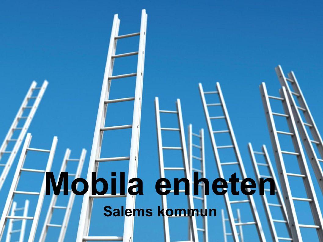 Mobila enheten Salems kommun
