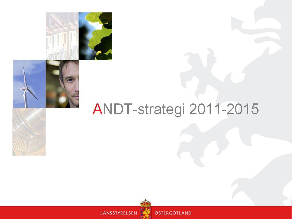En samlad strategi för ANDT-politiken, Prop.