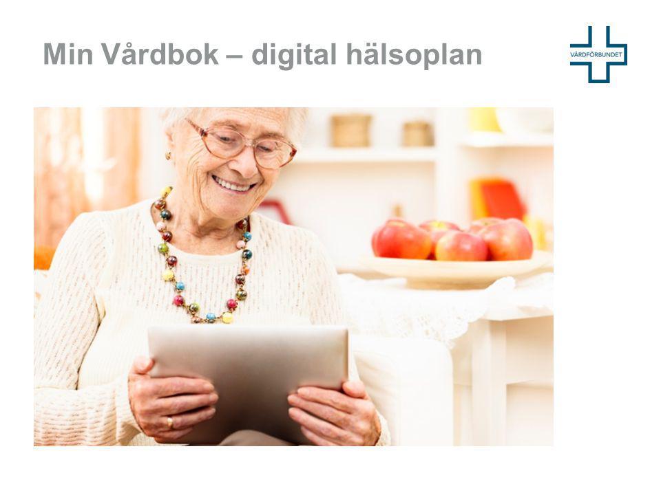 Min Vårdbok – digital hälsoplan