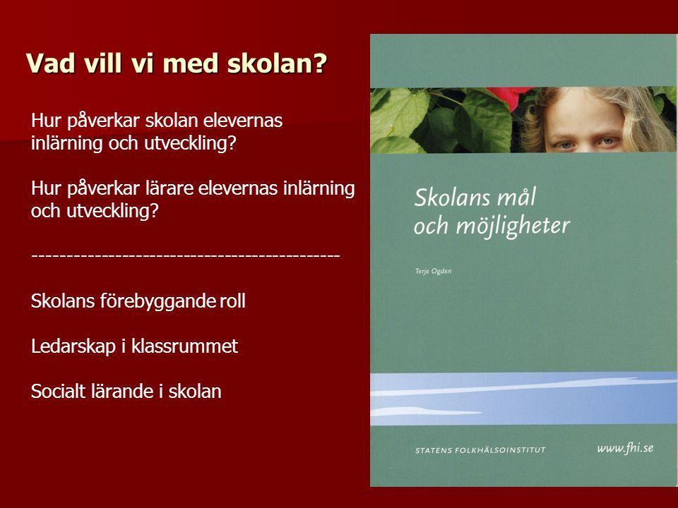 Kvinnor Låg betyg (Alla) Män Låg betyg (Alla) Narkotikamissbruk f.o.m.