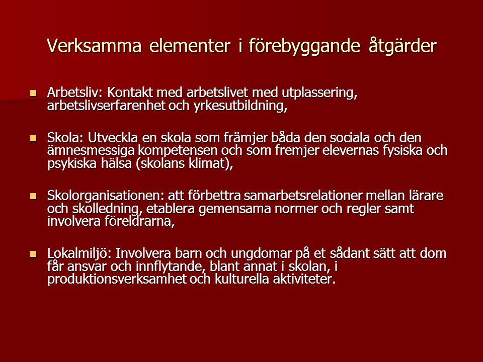 Dom bortvalda eleverna En undersökning bland 1111 elever i årskurs 2 i 63 klasser ved 31 grunnskolor i Stockholm En undersökning bland 1111 elever i årskurs 2 i 63 klasser ved 31 grunnskolor i Stockholm Eleverna valde 3 medelever dom ville leka med og 3 elever som dom inte ville leka med Eleverna valde 3 medelever dom ville leka med og 3 elever som dom inte ville leka med 18% av elevene blev bortvald av medeleverna 18% av elevene blev bortvald av medeleverna Hvem blev bortvald.