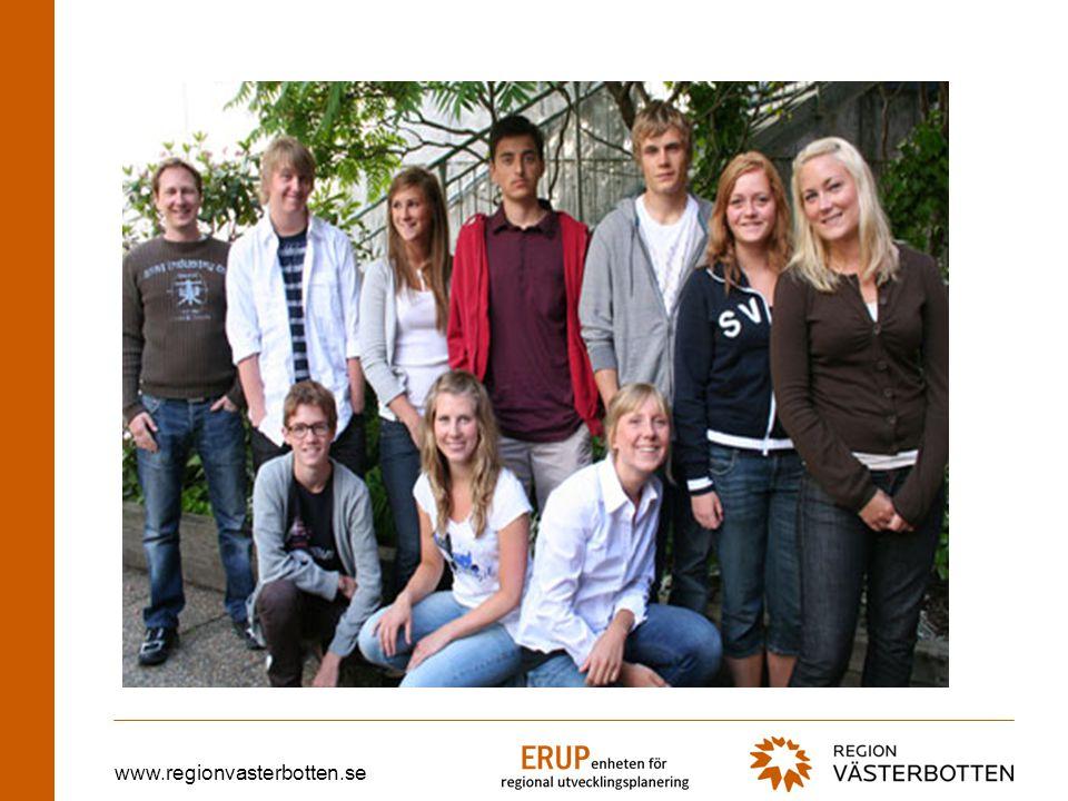 www.regionvasterbotten.se SLUTSATSER ATT TÄNKA PÅ Samverka - Funktionalitet Processer