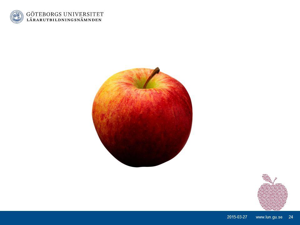www.lun.gu.se Bedömning av lärares yrkeskunnande Viveca Lindberg, Stockholms universitet