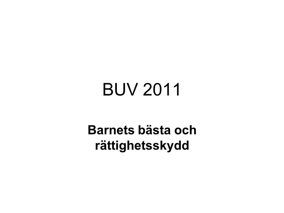 a) RF 2 kap. var och en – i vissa fall bara svensk medb., t.ex.