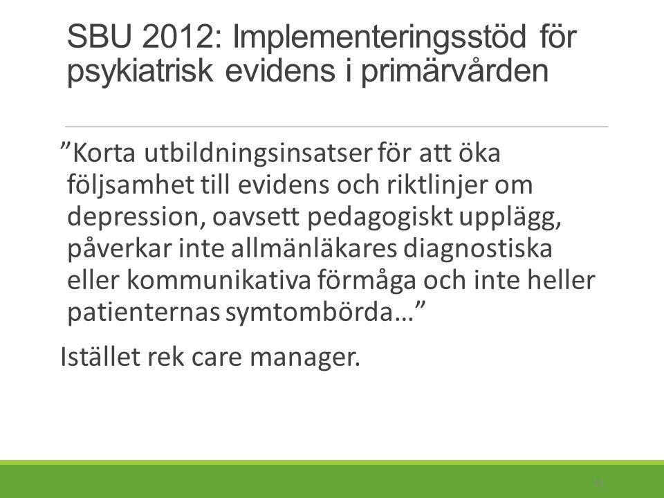 Vägledning från Skånelistan 2014 Bakgrundsmaterialet: http://www.skane.se/Upload/Webbplatser/L akemedel/Dokument/PDF/Listan%202014/Ba kgrundsmaterial2014_Psykiatri.pdf 15