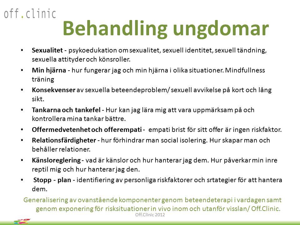 Behandling ungdomar Sexualitet - psykoedukation om sexualitet, sexuell identitet, sexuell tändning, sexuella attityder och könsroller. Min hjärna - hu